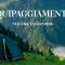 Equipaggiamento, per escursioni in tenda