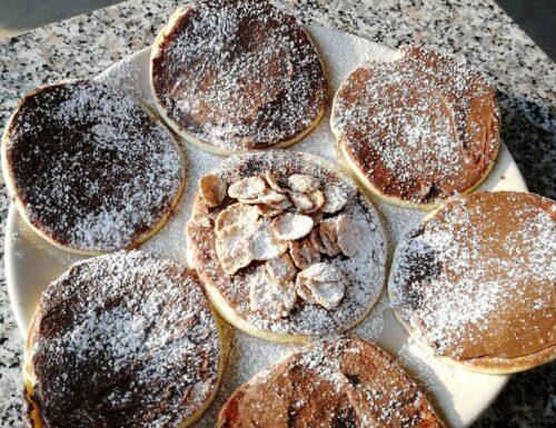 Pancake LA RICETTA SEMPLICE